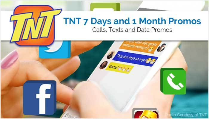f34ecd7253 Most TNT prepaid subscribers prefer to register to a TNT promo for 7 days  or 30