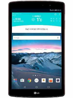 LG G Pad II 8.3 LTE Tablet Specifications