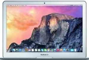 Apple MacBook Air MD711HN B Ultrabook