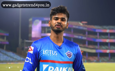 Shreyas Iyer Biography in hindi