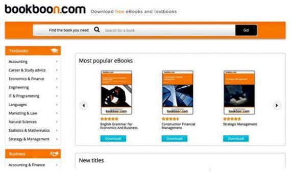 Bookzz eBook download site alternative