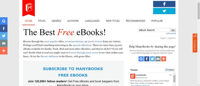 Torrent eBook site