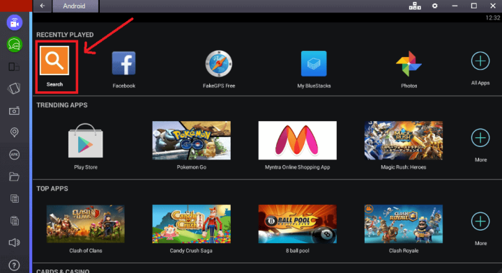 Use Instagram app on PC without Bluestacks