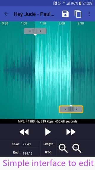 Most Used MP3 Cutters Apps for Android Phone and PC