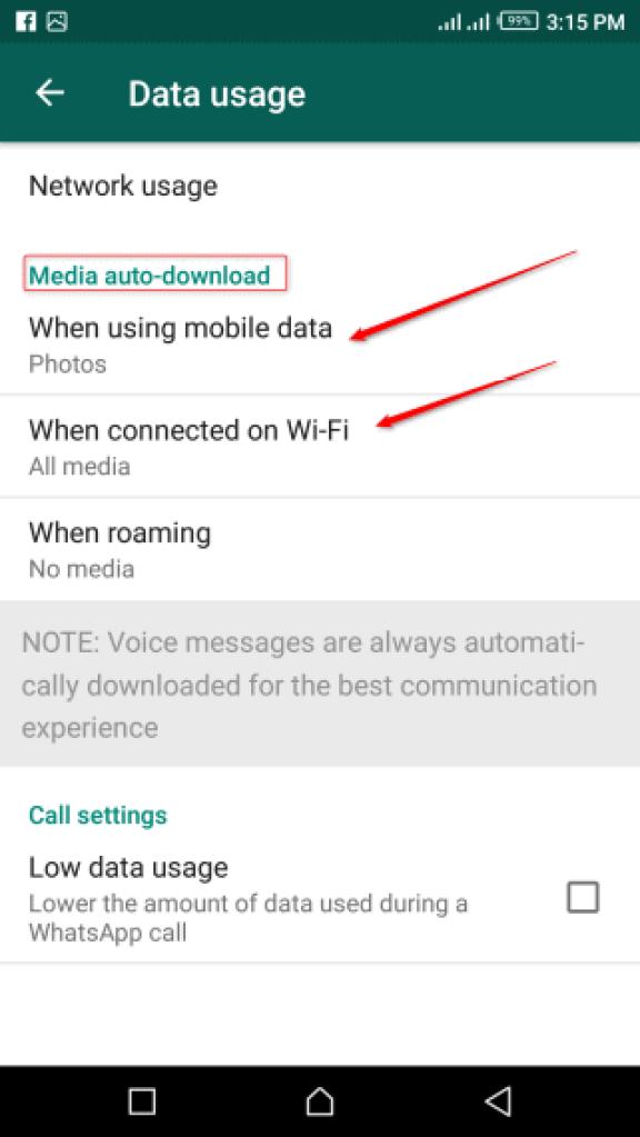 Downloading Whatsapp Media (Photos, videos, audio, and document)