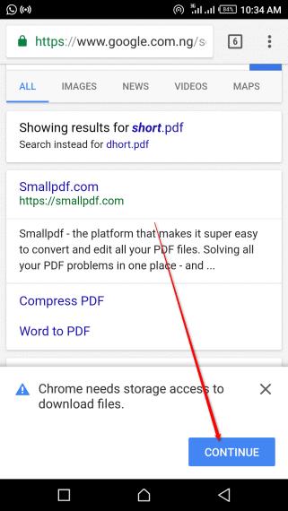 Google Chrome Won't Download