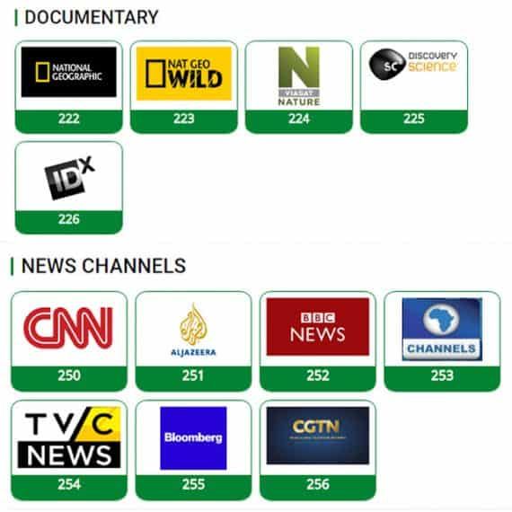 TSTV Africa Decoder