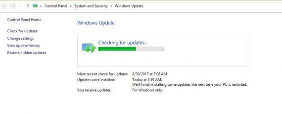 Windows 10 creator fall