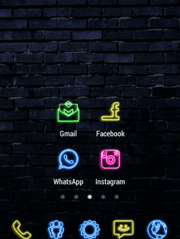 Holo Launcher themes