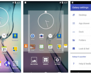 TouchWiz S Launcher Reviews & Download
