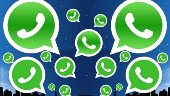 Unblock yourself on WhatsApp