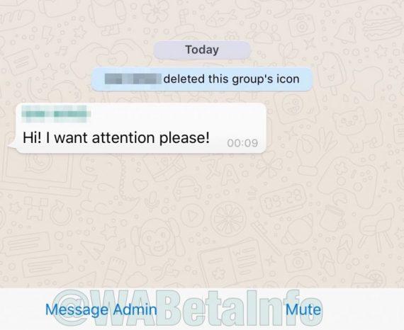 WhatsApp version 2.17.430
