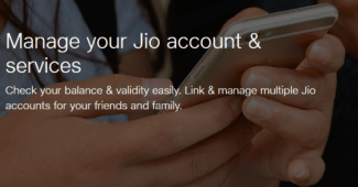 My Jio App