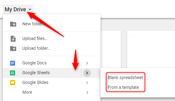 record Macros in Google Spreadsheet