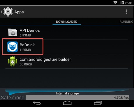 Virus Removal for Android