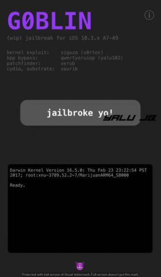 g0blin jailbreak