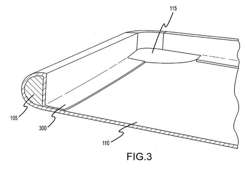 iPad patent iPad 2 Could Get Carbon Fiber Back