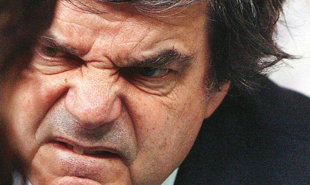 Dite al guerrigliero Brunetta che ormai la sua satira è meglio di Crozza: lo vogliamo fisso su Raiuno!