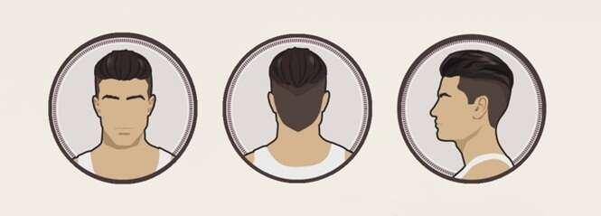 Cortes de cabelo masculino mais populares do momento