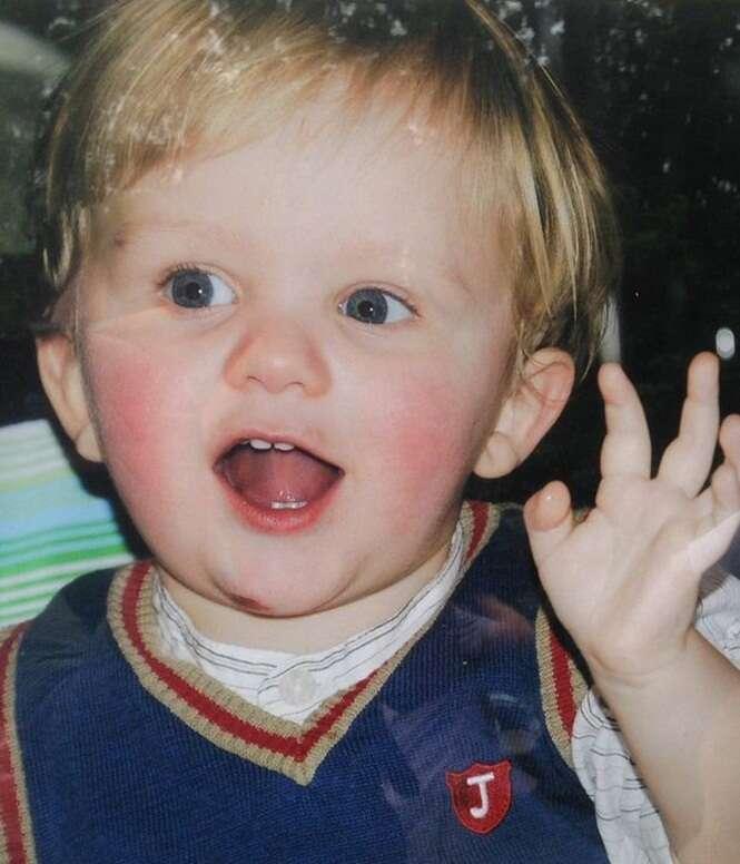 Bebê morre com lesão cerebral após ser sacudido brutalmente pelo namorado de sua mãe