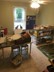 Ideas For Creating A Home-School Room