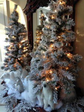 A Little Christmas Decor