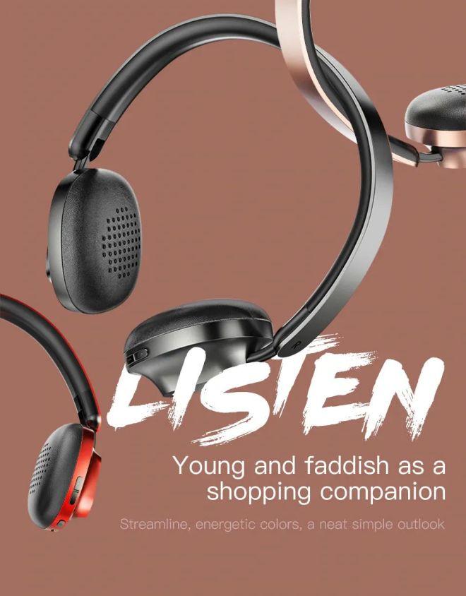 Baseus Encok D01 Bluetooth Headphone (13)