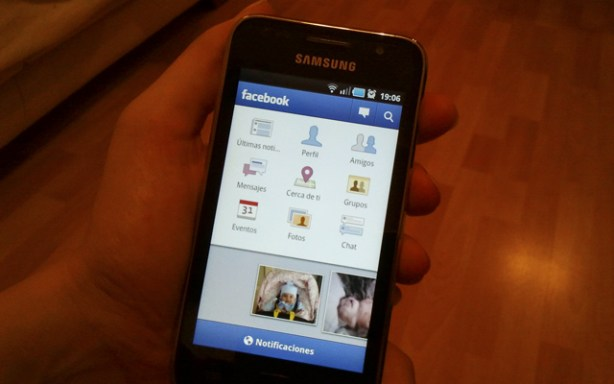 Samsung Galaxy S SCL con Android