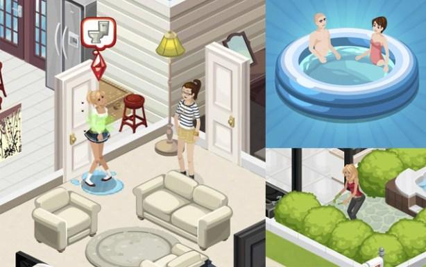 Los Sims Social para Fcebook