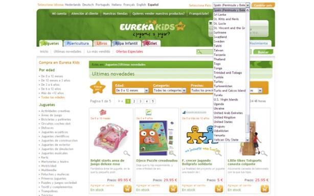 Juegetería online de juguetes educativos