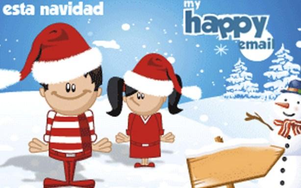 Los niños encontrarán a Papa Noel y a los Reyes Magos al otro lado del teléfono