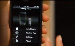BungeeAir App iPhone alarma