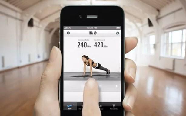 Nike App coach