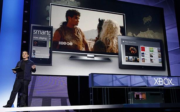 Smartglass de Microsott para la Xbox 360