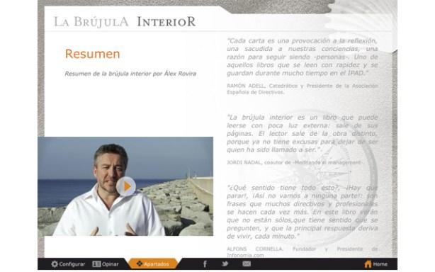 Los enhanced ebooks o libros electrónicos enriquecidos aportan interactividad