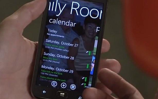 Windows Phone Calendar