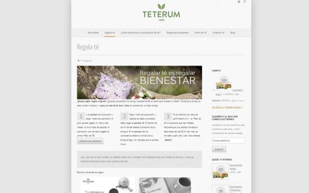 Teterum.com funciona por suscripción y te lo envían a casa.