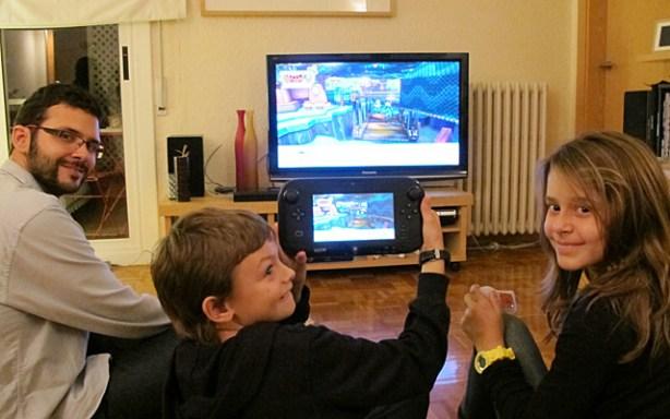 Prueba Wii U Nintendo