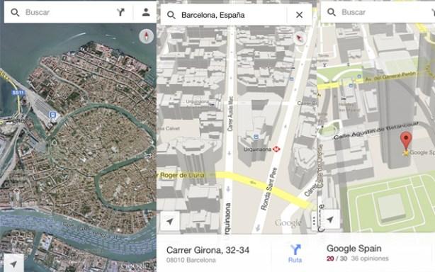Google Maps para iOS es una app gratuita.