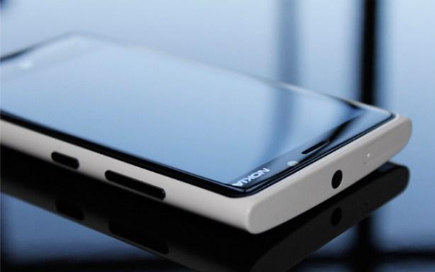 La calidad en los acabados destaca en el Nokia Lumia 920.