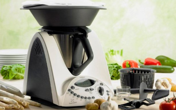 La Thermomix es el robot de cocina más conocido.