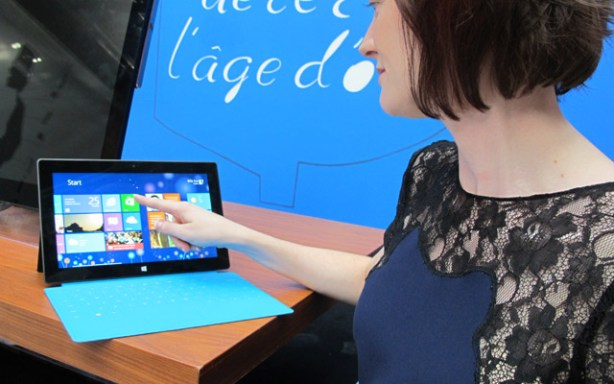 Surface Tablet Windows 8