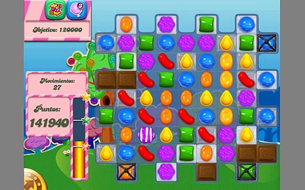 Candy Crush juego