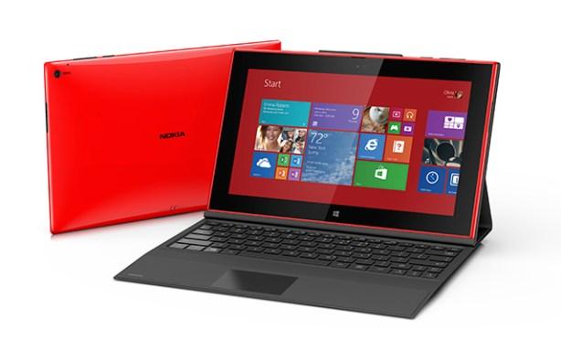 Lumia 2025 la tableta de Nokia con Windows