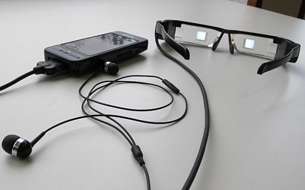 Epson gafas