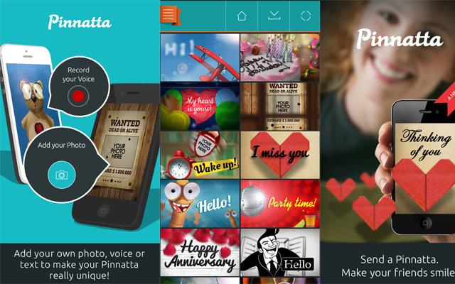 Pinnatta app