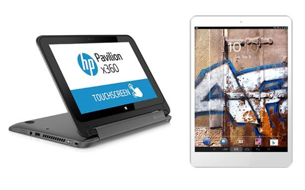 Bazar Día de la madre: convertible y tableta
