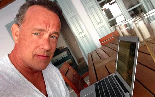 Tom Hanks app