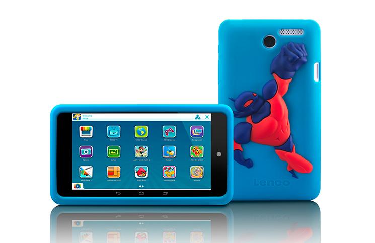 Kidztab son los nuevos tablets para niños de Lenco