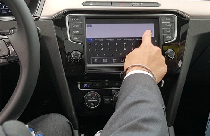 Volswagen Passat, coche conectado